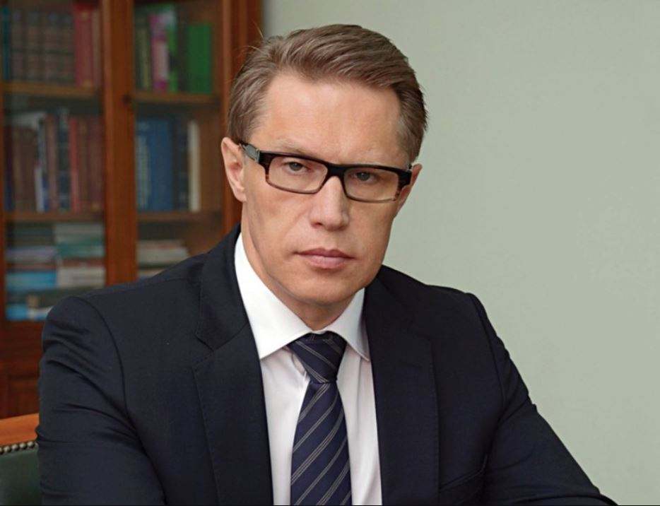 Михаил Мурашко - министр здравоохранения РФ