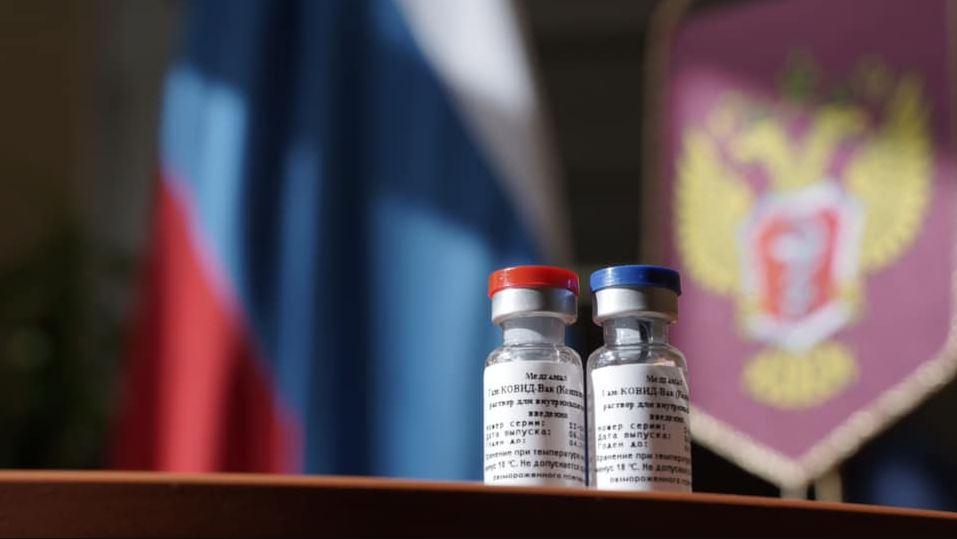 """Вакцина от коронавируса в России """"Гам-КОВИД-Вак"""""""
