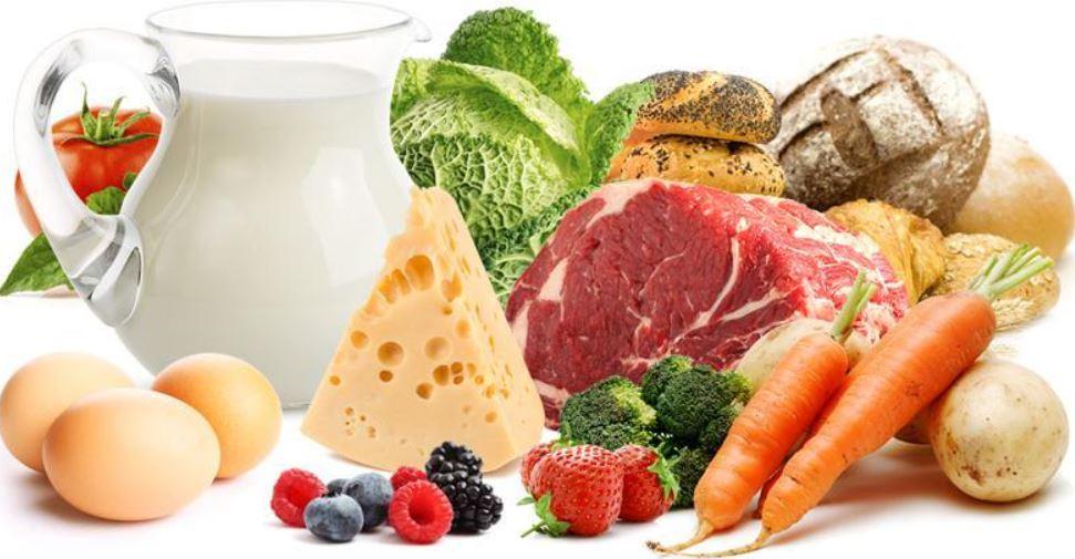 Продукты питания для здоровья